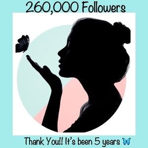 🍷 260,000 💃🏻 Followers Thank You so Much